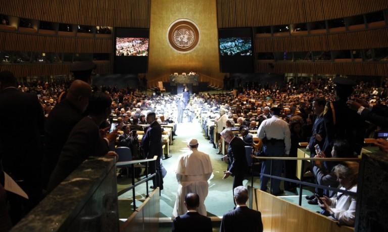 Pope-UN