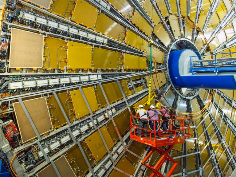 ATLAS Experiment in CERN