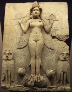 inanna-sumerian-god